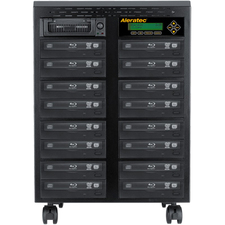 Aleratec 1:15 Standalone Blu-ray/DVD/CD Duplicator
