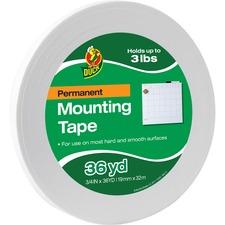 DUC 1289275 Duck Brand Double-sided Foam Mounting Tape DUC1289275