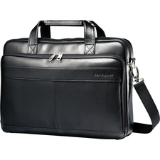 "Samsonite Carrying Case (Briefcase) for 15.6"" Notebook - Black"
