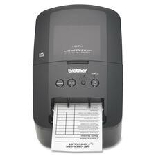 Brother QL-720NW Direct Thermal Printer - Monochrome - Desktop - Label Print