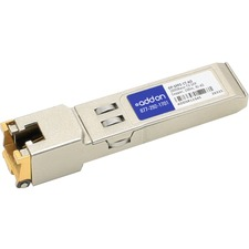 AddOn Dell Force10 GP-SFP2-1T Compatible 1000Base-TX SFP Transceiver