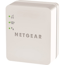 Netgear WN1000RP IEEE 802.11n 54 Mbps Wireless Range Extender - ISM Band