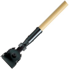 RCP M116000000 Rubbermaid Commercial Snap-On Dust Mop Hardwood Handle