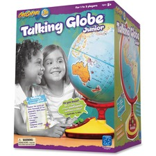 EII 8898 Eductnl Insights Talking Globe Junior EII8898