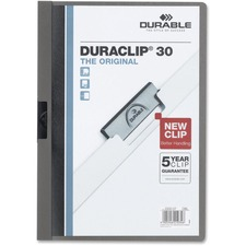 DBL 220357 Durable Duraclip Report Covers DBL220357
