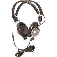 Califone 610-44S Binaural Head Phone 3.5Mm 5Ft Plug Via Ergoguys