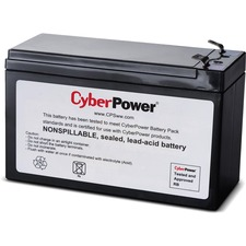 CyberPower RB1280 UPS Replacement Battery Cartridge