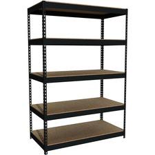 Lorell 60624 Storage Rack