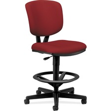 HON 5705GA42T Hon Volt Adjustable Footring Swivel Task Stool HON5705GA42T