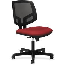 HON 5713GA42T Mesh Task Chair, Synchro Tilt, 25-3/4