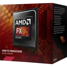 AMD  X8 FX-8350  Eight-Core Socket AM3+, 4GHz CPU, 8Mb Cache, 32nm