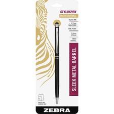 ZEB 33111 Zebra Stylus Twist Ballpoint Pen Combo ZEB33111