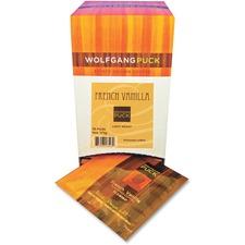Wolfgang Puck Wolfgang Puck French Van-flav Coffee Pod Pod - Regular - French Vanilla - Medium
