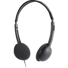 CCS 15151 Compucessory Deluxe Lightweight Stereo Headphones CCS15151