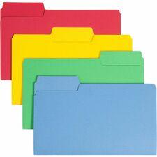 SMD 15410 Smead SuperTab Heavyweight File Folders SMD15410