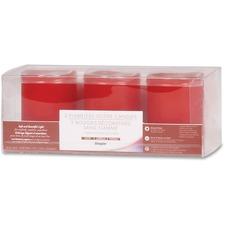 EVE DVM3DL018 Energizer Flameless Votive Candles  EVEDVM3DL018