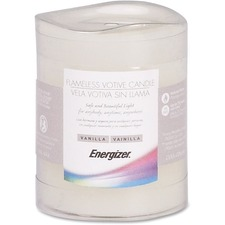 EVE DVS1DL006 Energizer 75 Hour Flameless LED Wax Candles  EVEDVS1DL006