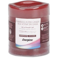 EVE TVS1DL060 Energizer 75 Hour Flameless LED Wax Candles  EVETVS1DL060