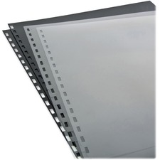 SWI 26003 Swingline Prepunched ZipBind Covers SWI26003