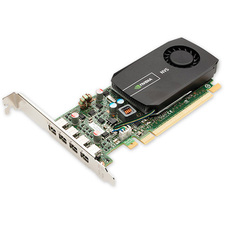 PNY Quadro NVS 510 Graphic Card - 2 GB DDR3 SDRAM - PCI Express 3.0 x16 - Low-profile