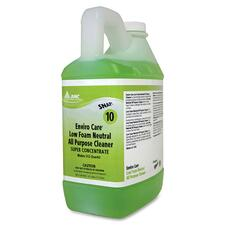 RMC SNAP! Enviro Care Low Foam Neutral All Purpose Cleaner - Liquid Solution - 2 quart - Dark Green