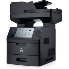 Dell B5465DNF Laser Multifunction Printer - Monochrome - Plain Paper Print - Desktop