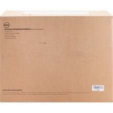 Dell 100,000-Page Imaging Drum for Dell B5460dn/ B5465dnf Laser Printers