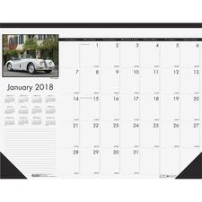 HOD 1696 Doolittle EarthScapes Classic Cars Desk Pad HOD1696