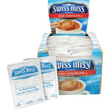 SWM 47491 Swiss Miss Milk Chocolate Mix SWM47491