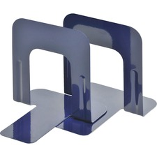"MMF 241005008 MMF Industries Economy Steel 5"" Bookends MMF241005008"