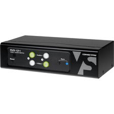 Connectpro AVS Audio/Video Switchbox