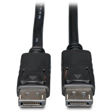Tripp Lite DisplayPort Cable with Latches