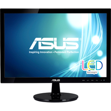 "ASUS VS197T-P 18.5"" Widescreen LED Monitor"