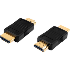4XEM HDMI A Male To HDMI A Male Adapter