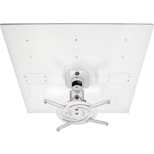 Amer Mounts Universal Drop Ceiling Projector Mount. Replaces 2'x2' Ceiling Tiles