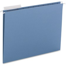 SMD64021 - Smead Colored Hanging Folders with 1/3-Cut tabs