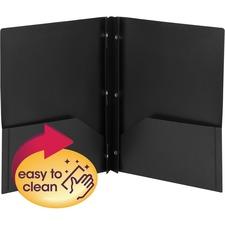 SMD 87725 Smead Poly 2-Pocket Fastener Folders SMD87725