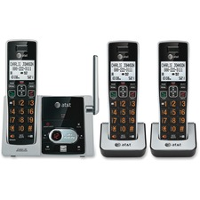 ATT CL82313 AT&T 3-Handset Cordless Answering System ATTCL82313
