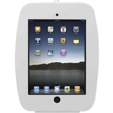 MacLocks Space Mini - iPad Mini Enclosure Wall Mount - White