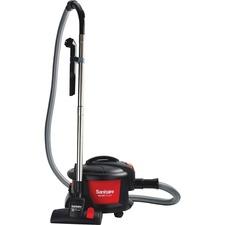 Quiet Clean Canister Vacuum