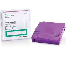 HP LTO-6 Ultrium 6.25TB MP WORM Data Cartridge