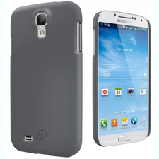 Cygnett Charcoal Feel Soft Touch Slim Case Galaxy S4