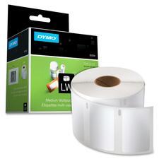 DYM 30334 Dymo Multipurpose White Medium Labels DYM30334