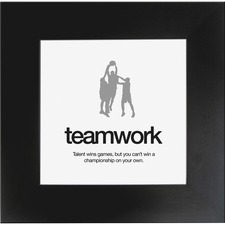 AUA MPTEAMWORK Aurora Prod. Teamwork Poster AUAMPTEAMWORK