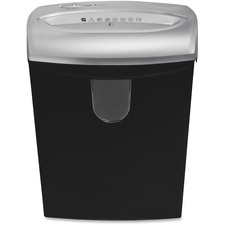 CCS 70001 Compucessory Compact Light-duty Cross-cut Shredder CCS70001
