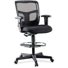 CHAIR,EXEC,STOOL,MESH