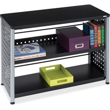SAF 1601BL Safco Scoot Contemporary Design Bookcases SAF1601BL
