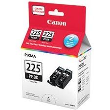 CANON 2PK PGI-225 BLK INK CARTRIDGE