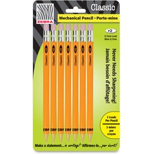 Zebra Pen 50257 Mechanical Pencil