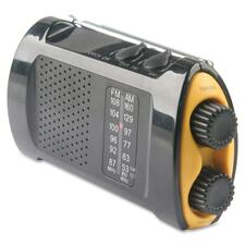 ACM 90423 Acme Portable AM/FMTV Crank Radio ACM90423